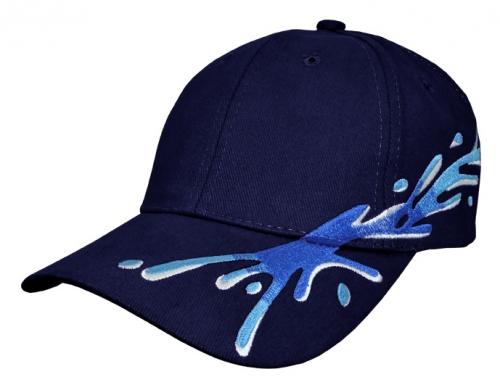Splash cap